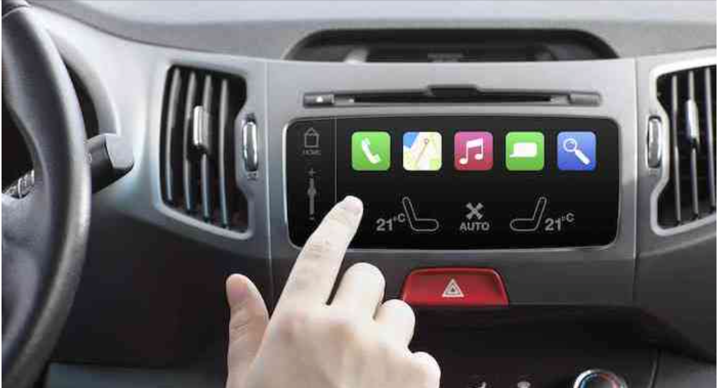 Connected Car Infotainment